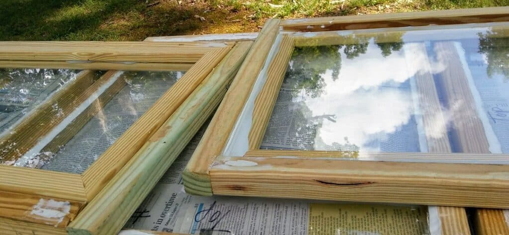 hand made windows