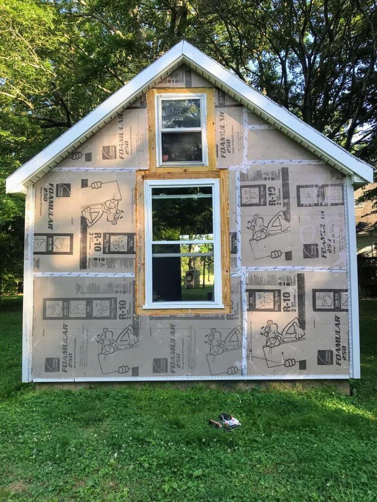 recycled vinyl windows