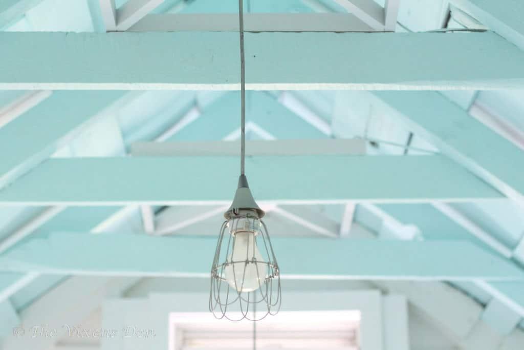 diy farmhouse light