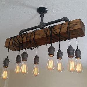 industrial beam light fixture